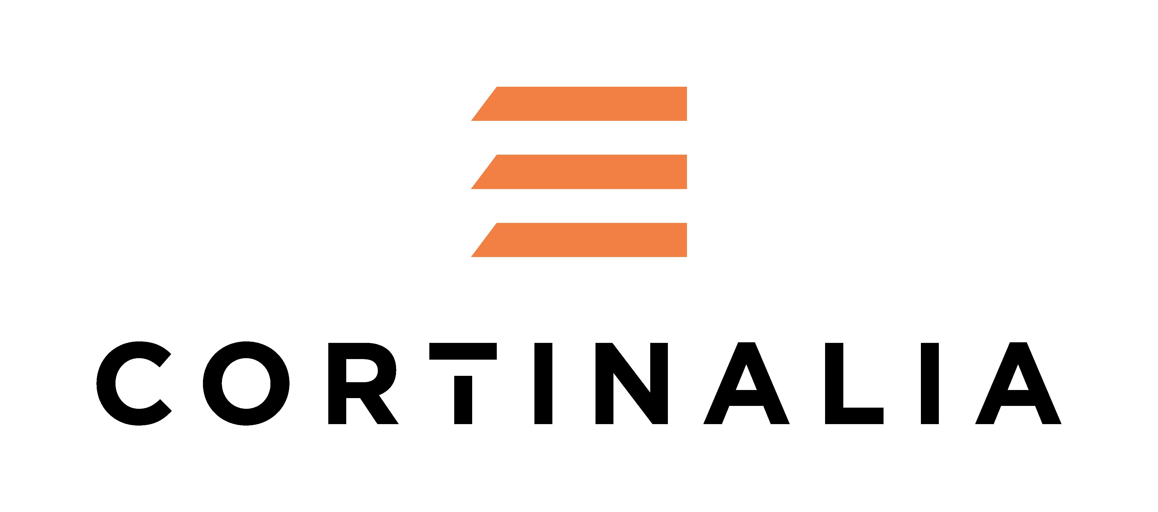 Cortinalia Logo Horizontal